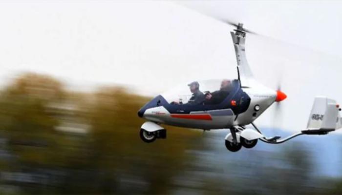 Autorizan el primer vehículo que puede circular por aire y por tierra
