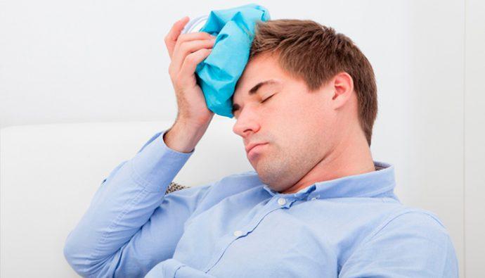 Golpes en la cabeza provocan pérdida de neuronas