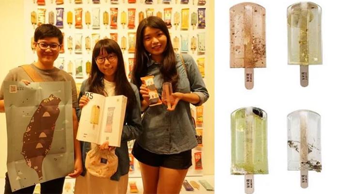 Proyecto con helados desea concientizar sobre el cuidado del agua