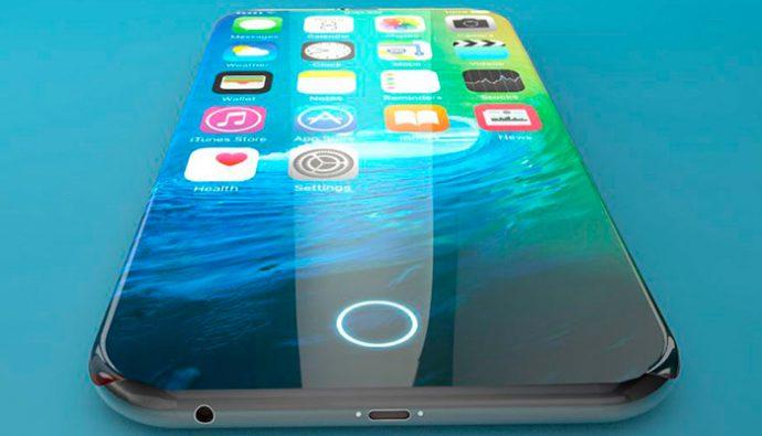 Filtran nuevas características del iPhone 8