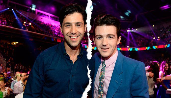 Oficialmente la amistad entre Josh y Drake ha terminado