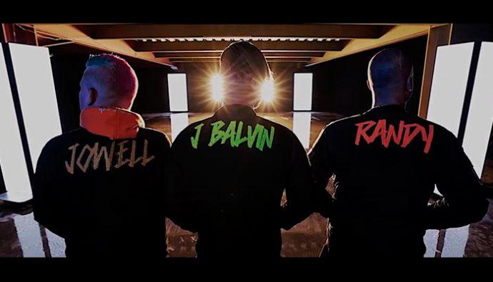 """Jowell y Randy presentan su nuevo videoclip """"Bonita"""" junto a J Balvin"""