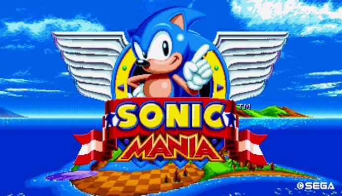 """SEGA hace oficial la fecha de lanzamiento de """"Sonic Mania"""""""