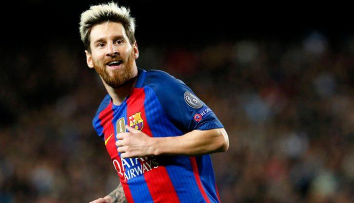 Lionel Messi llega a un acuerdo para renovar con el FC Barcelona