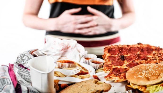 5 enfermedades derivadas de la mala alimentación