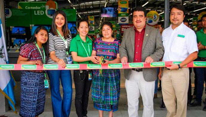 Maxi Despensa inaugura tienda en Totonicapán