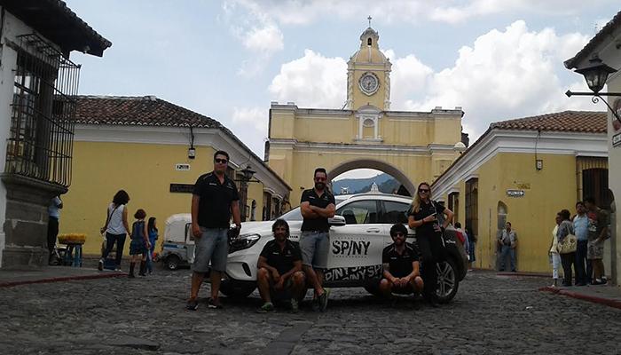Mercedes Benz apoya expedición desde Sao Paulo hasta Nueva York