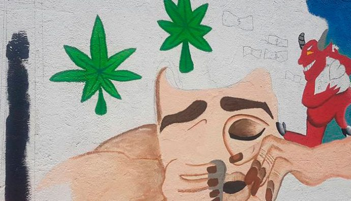 Jóvenes  se unen por un San Lucas libre de drogas