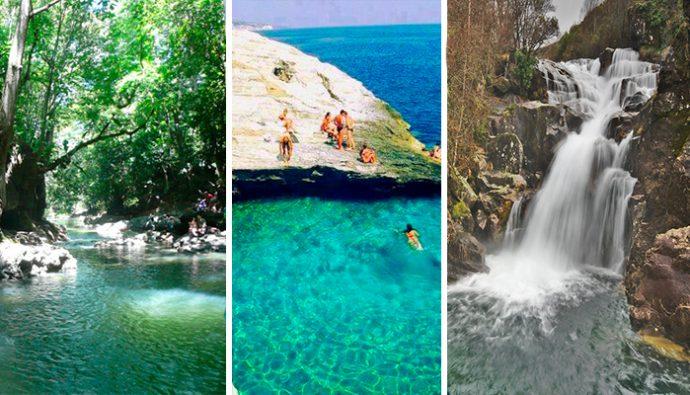 5 piscinas naturales más hermosas del mundo