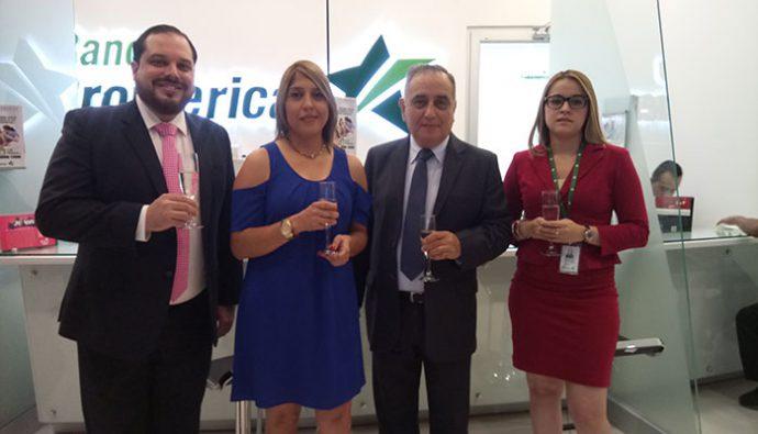 Banco Promerica inaugura su nueva agencia en Edificio Avia