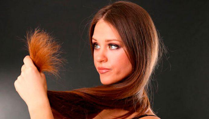 5 recomendaciones para evitar puntas abiertas en el cabello
