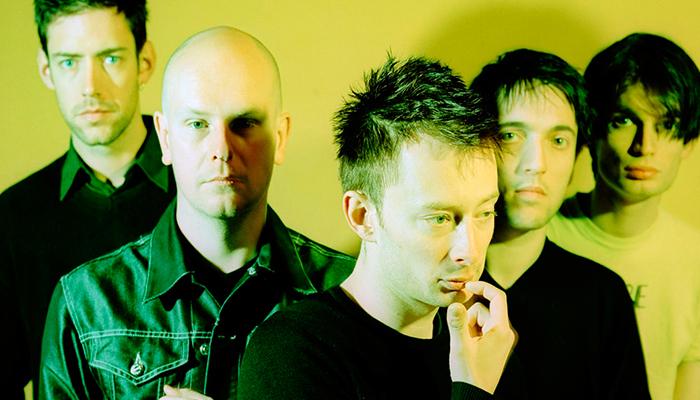 Radiohead presenta su nuevo sencillo titulado