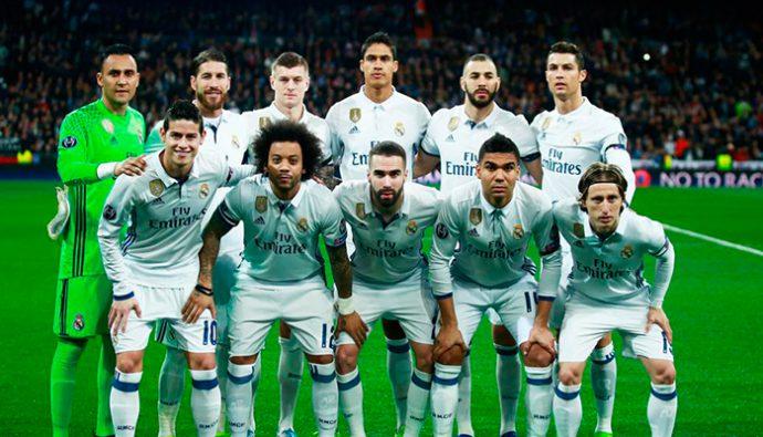 Real Madrid presenta sus nuevos uniformes para la temporada 2017/2018