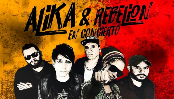 """RebeLION presenta su nuevo tema """"¿Cuando?"""" junto al exponente de Reggae, Alika"""