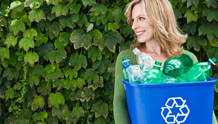 ¿Cómo el reciclaje ayuda a mejorar el medio ambiente?