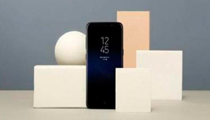 Samsung cautiva con el diseño del Galaxy S8