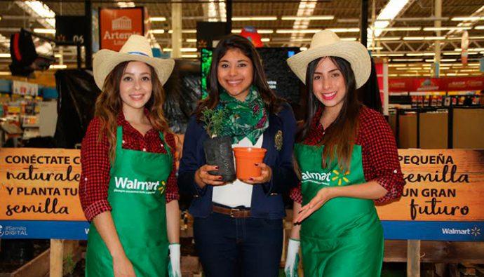 Walmart invita a participar en el último fin de semana de #SemillaDigital
