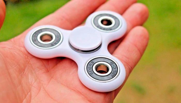 ¿Qué ventajas tiene el uso del fidget spinner?