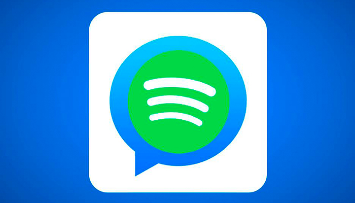 Ahora se podrá crear listas de reproducción con Spotify y Facebook Messenger
