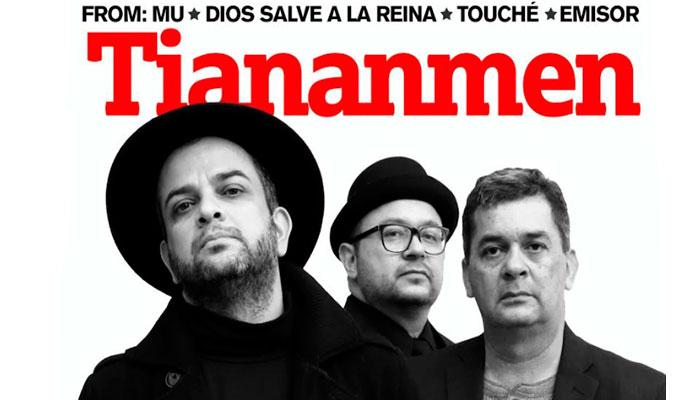 Receptor, el nuevo álbum de Tiananmen