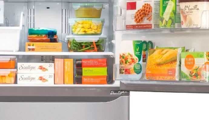 LG presenta su última línea de refrigeradores Top Freezer