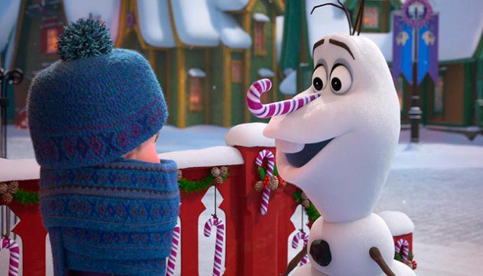 """Disney publicó el primer tráiler de """"Olaf's Frozen Adventure"""""""