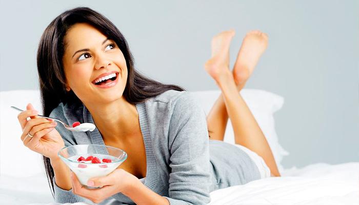 Según estudios los lactobacilos del yogur revierten síntomas de depresión