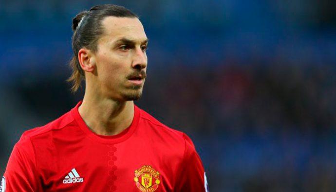 Manchester United le informa a Zlatan Ibrahimovic que no renovará su contrato