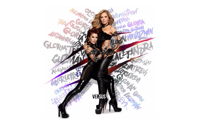 """Alejandra Guzmán y Gloria Trevi presentan su álbum """"Versus"""""""