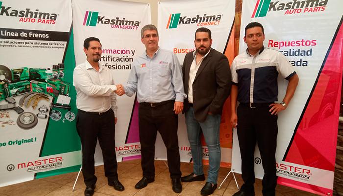 Kashima System, el aliado de los talleres, llega a Guatemala