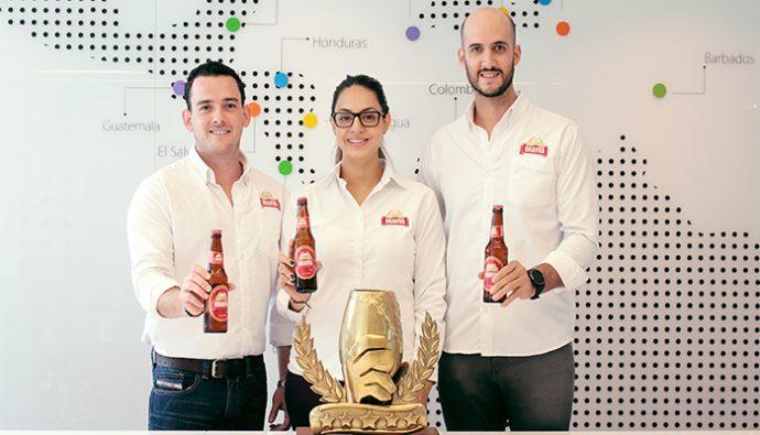 """Cerveza Brahva es reconocida con galardón """"Brewmaster Cup"""""""