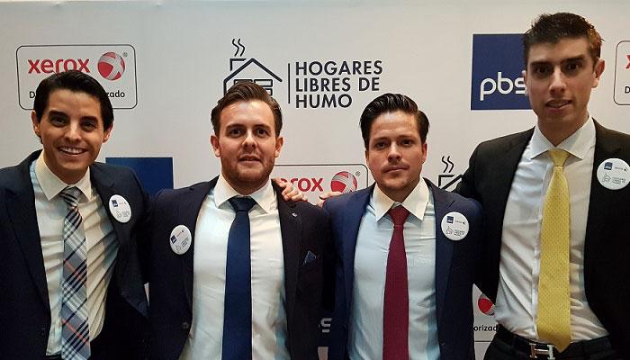 """Grupo PBS y Xerox lanzan proyecto """"Hogares Libres de Humo"""""""