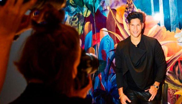 Chyno Miranda es nombrado como Embajador de los Hombres en el New York Fashion Week