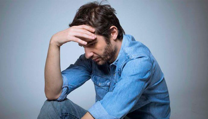 ¿Cómo identificar los síntomas de la depresión masculina?