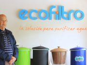 Entrevista a Fernando Mazariegos, inventor de Ecofiltro