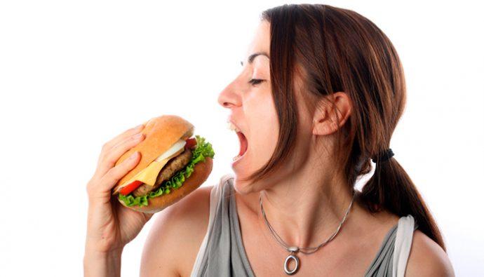 ¿Cuánto ejercicio se necesita para quemar la comida chatarra?