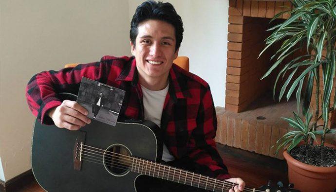 """Entrevista: Plinio Herrera presenta su álbum """"Inveniam Viam"""""""