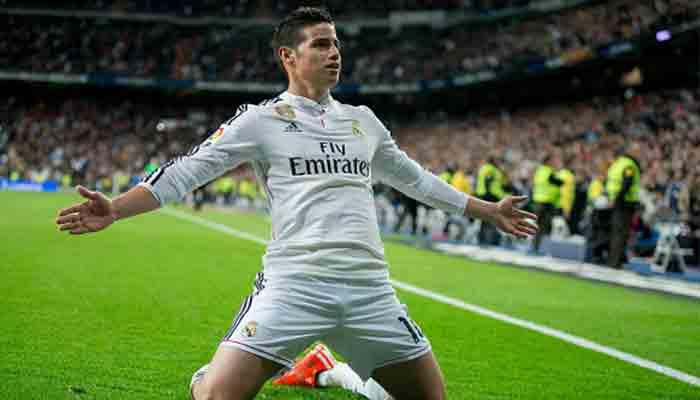 Ya es oficial, James Rodriguez se va al Bayern de Múnich