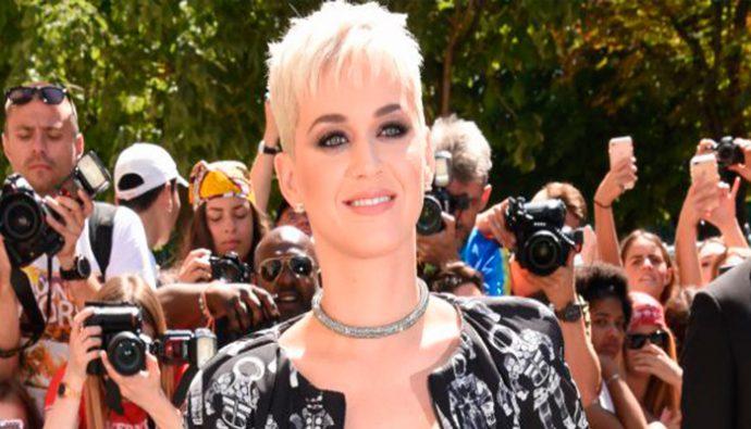 Katy Perry alcanza Disco de Oro en Centroamérica
