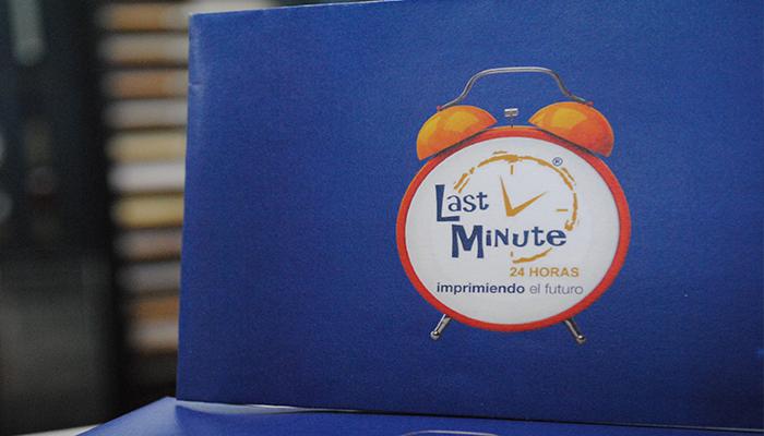 Last Minute, un aliado de impresión creativo, dinámico y ágil