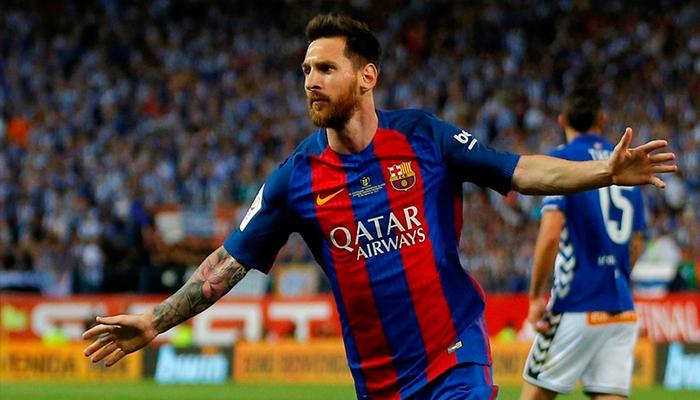 Lionel Messi permanecerá en el Barcelona hasta 2021