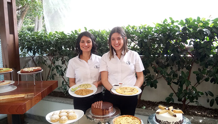 Todo el sabor de Europa en San Martín