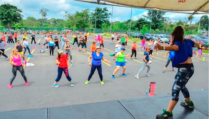 Naranjo Mall promueve un estilo de vida saludable
