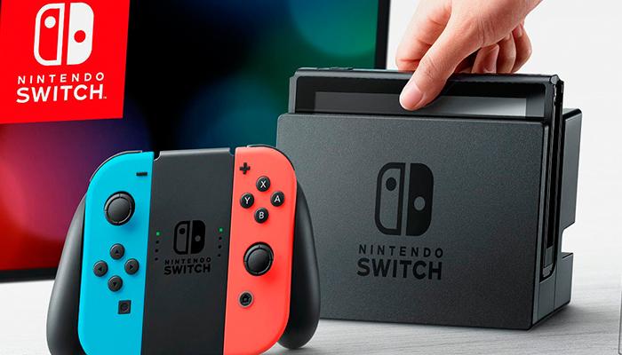 Nintendo lanza aplicación de su consola Switch para iOs y Android