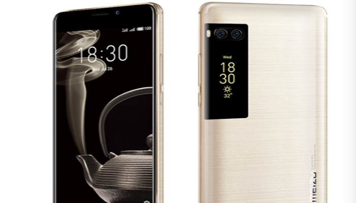 Meizu Pro 7 y Pro 7 Plus, el nuevo Smartphone con pantalla doble