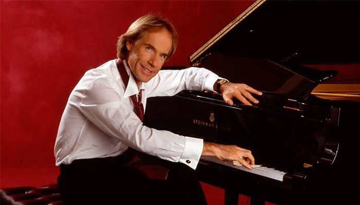 Pianista Richard Clayderman se presentará en Guatemala en agosto