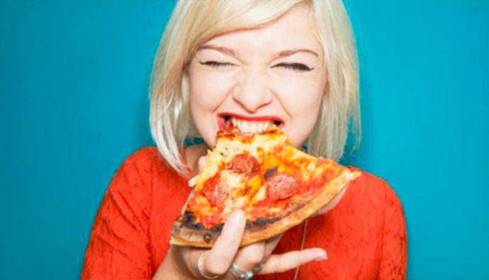 5 secretos para comer pizza y no sentirte culpable