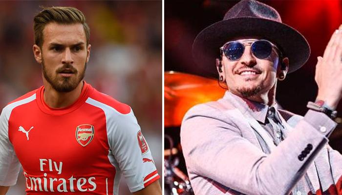 """Chester Bennington es la nueva víctima de """"La Maldición de Ramsey"""""""
