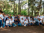 Club Rotario Guatemala de la Asunción dona 1,600 árboles