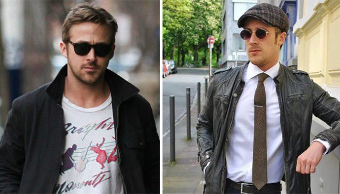 """Conoce al """"gemelo alemán"""" del actor Ryan Gosling"""